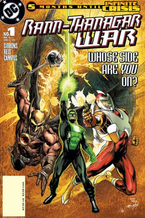 Rann-Thanagar War #1