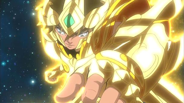 Saint Seiya – Soul of Gold: un nouveau trailer et des infos