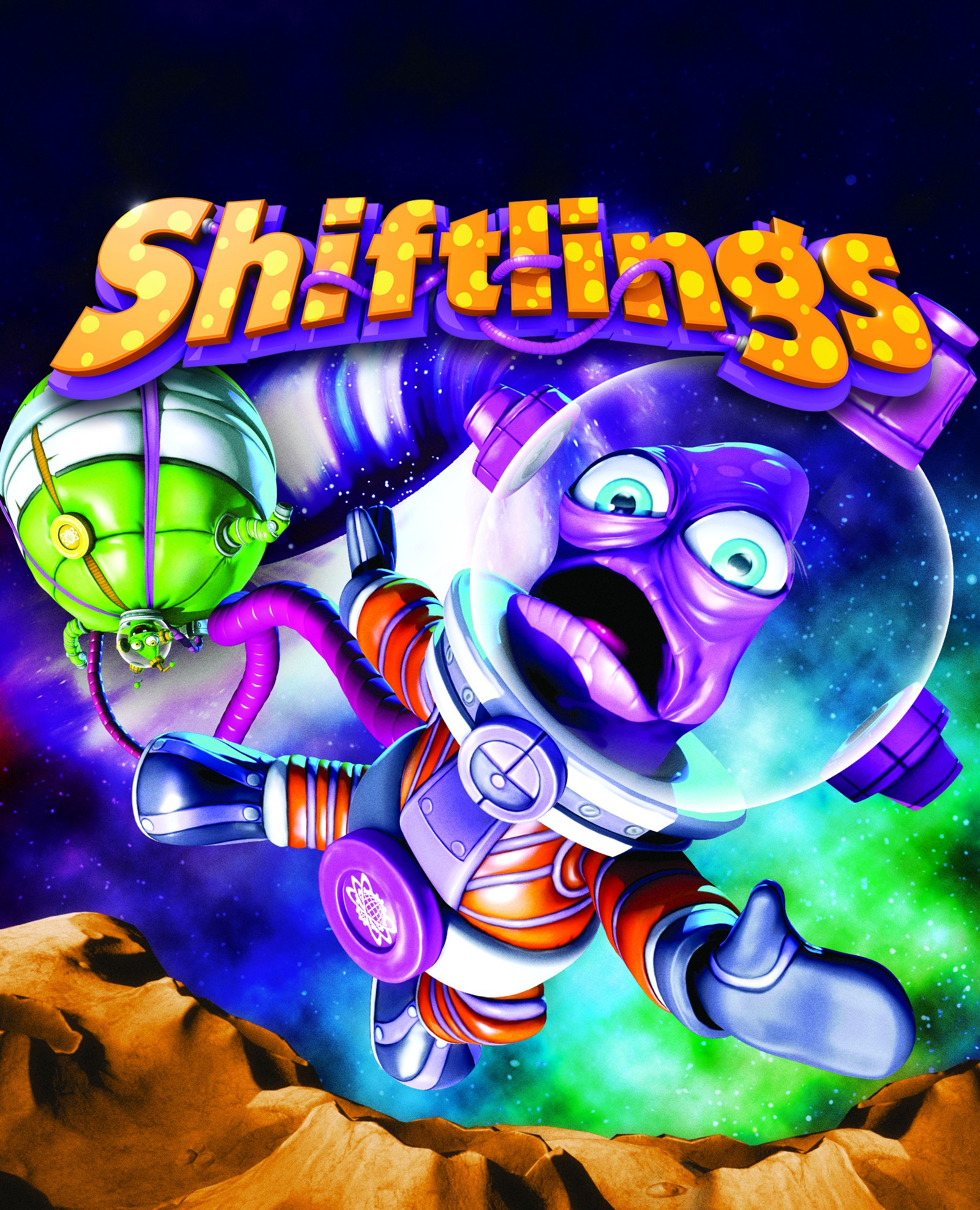 Shiftlings : un nouveau Jeu Sierra