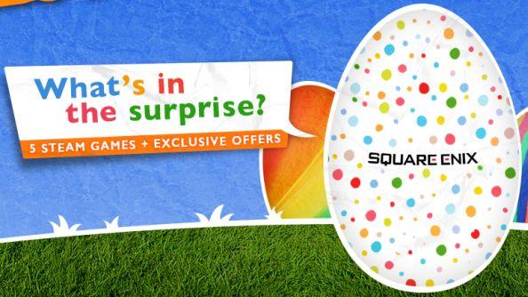 La surprise de Pâques de Square Enix