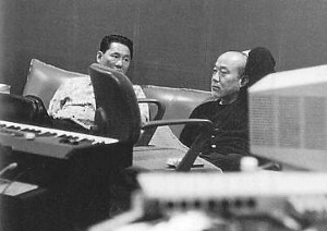 Kitano et Hisaishi