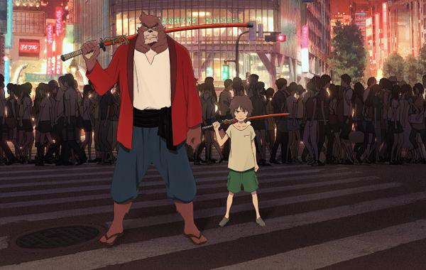 Une date de sortie française pour The Boy and The Beast