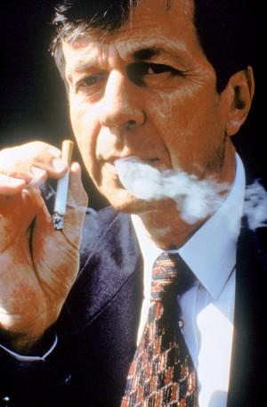 William B Davis, le Fumeur de la conspiration