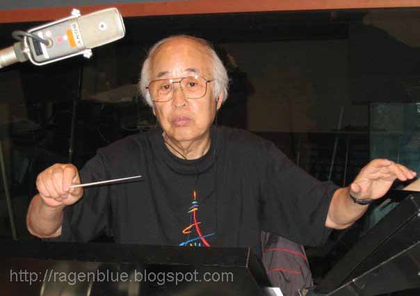 Japanimation: les grands compositeurs… Seiji Yokoyama