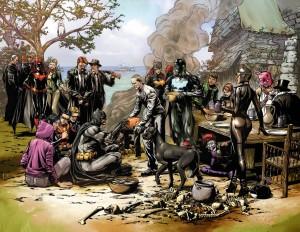 Teaser de Batman Eternal