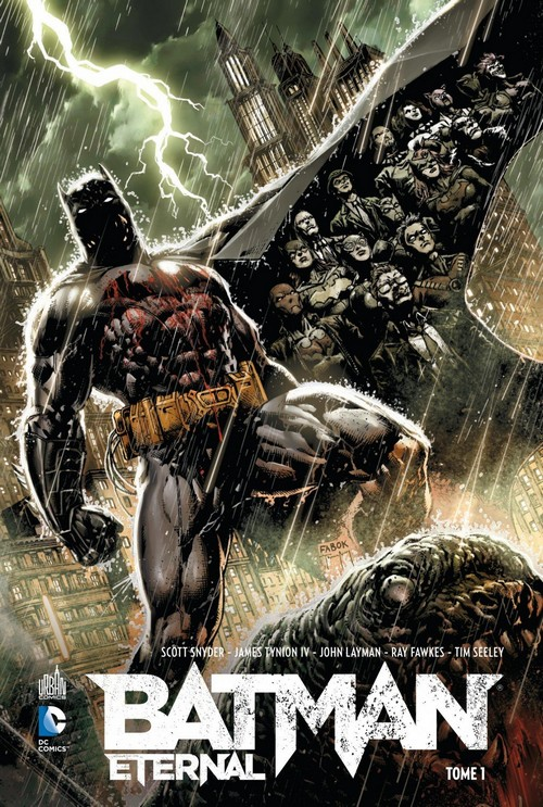 On a lu…Batman Eternal – Tome 1