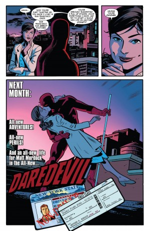 Daredevil #36 - Un nouveau départ