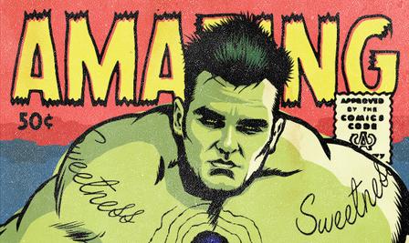 Les héros Marvel à la sauce Post-Punk