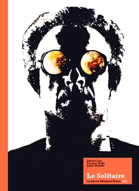 Blu-ray : Le Solitaire, de Michael Mann (Wild Side)