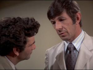 En guest dans un épisode de Columbo.