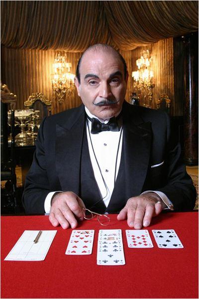 Portrait : Hercule Poirot