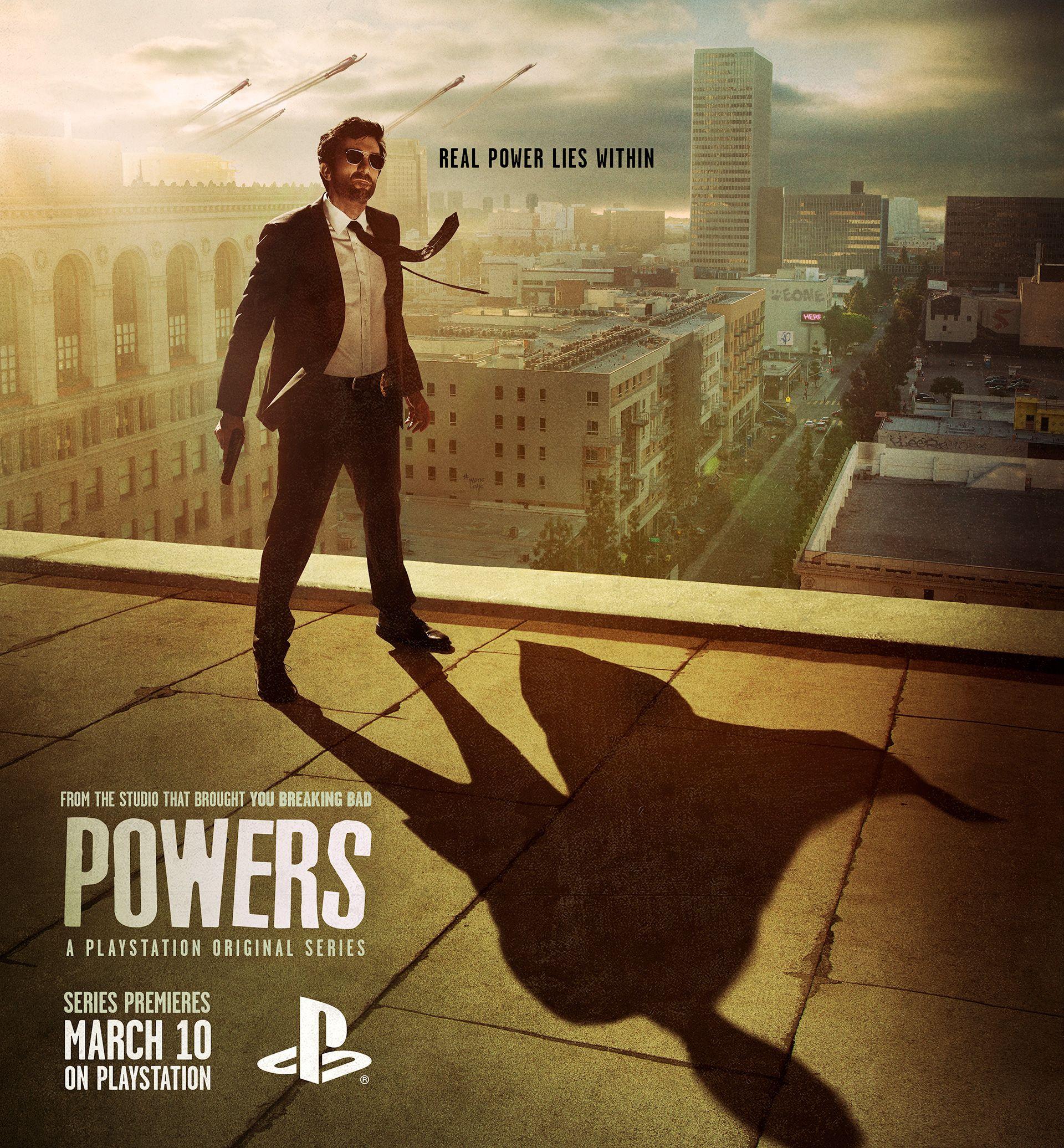 Pilote Automatique – Powers (Sony – PSN)