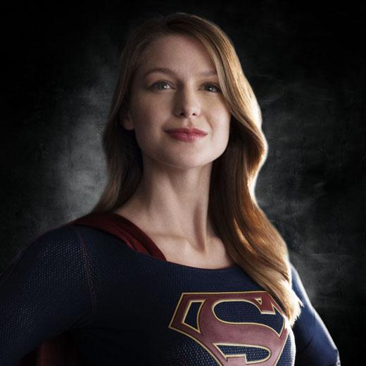 Les premières images de la nouvelle Supergirl
