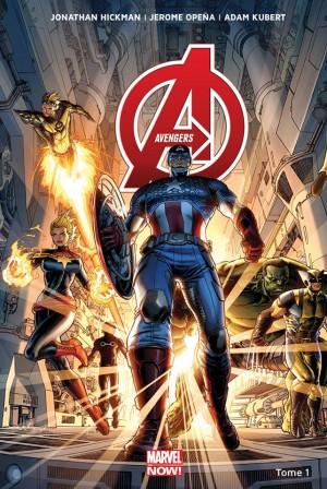 [Rediffusion]On a lu…Avengers – Tome 1 de Jonathan Hickman