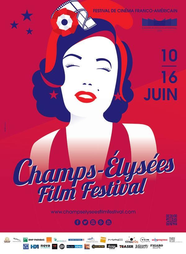 Champs Elysées Film Festival 2015 : la programmation est là!