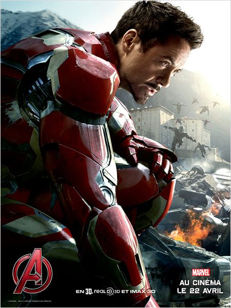 Vengeurs, Rassemblement : Iron Man