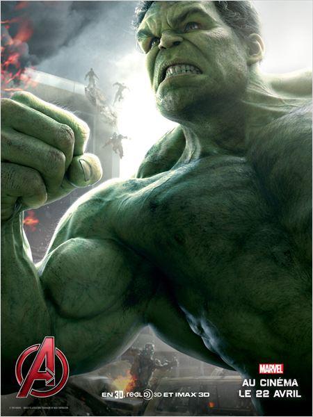 Vengeurs, Rassemblement : Hulk