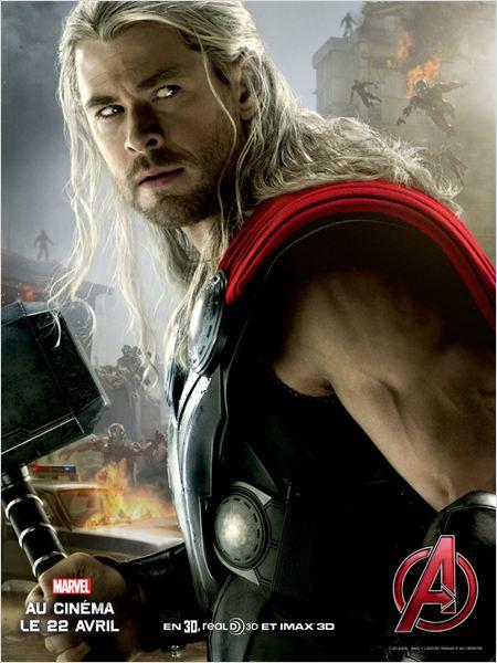 Vengeurs, Rassemblement : Thor