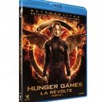 Hunger Games, La Révolte, Partie 1: le Test du Blu Ray