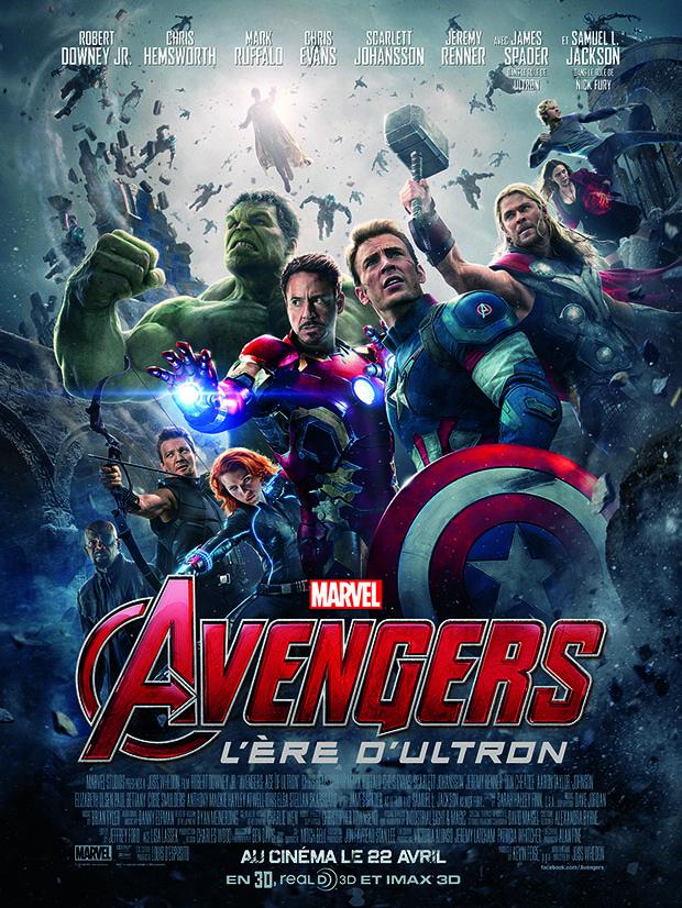 Affiche_AvengersLeredUltron
