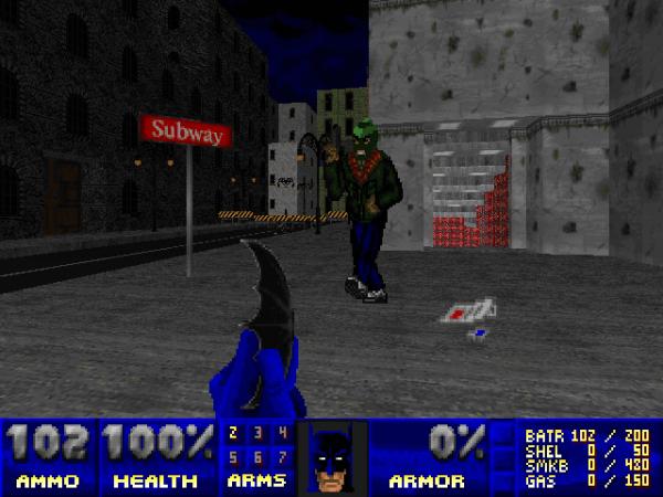 Batman Doom 2