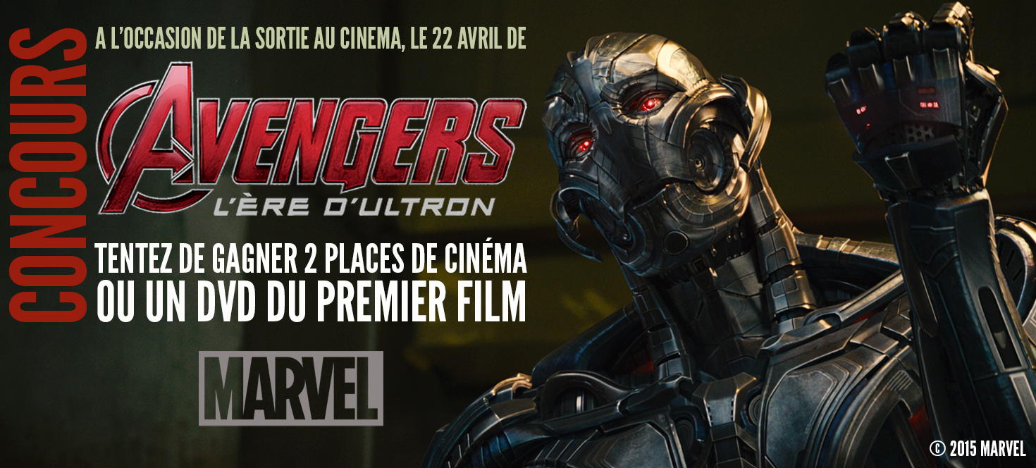 Concours Avengers 2