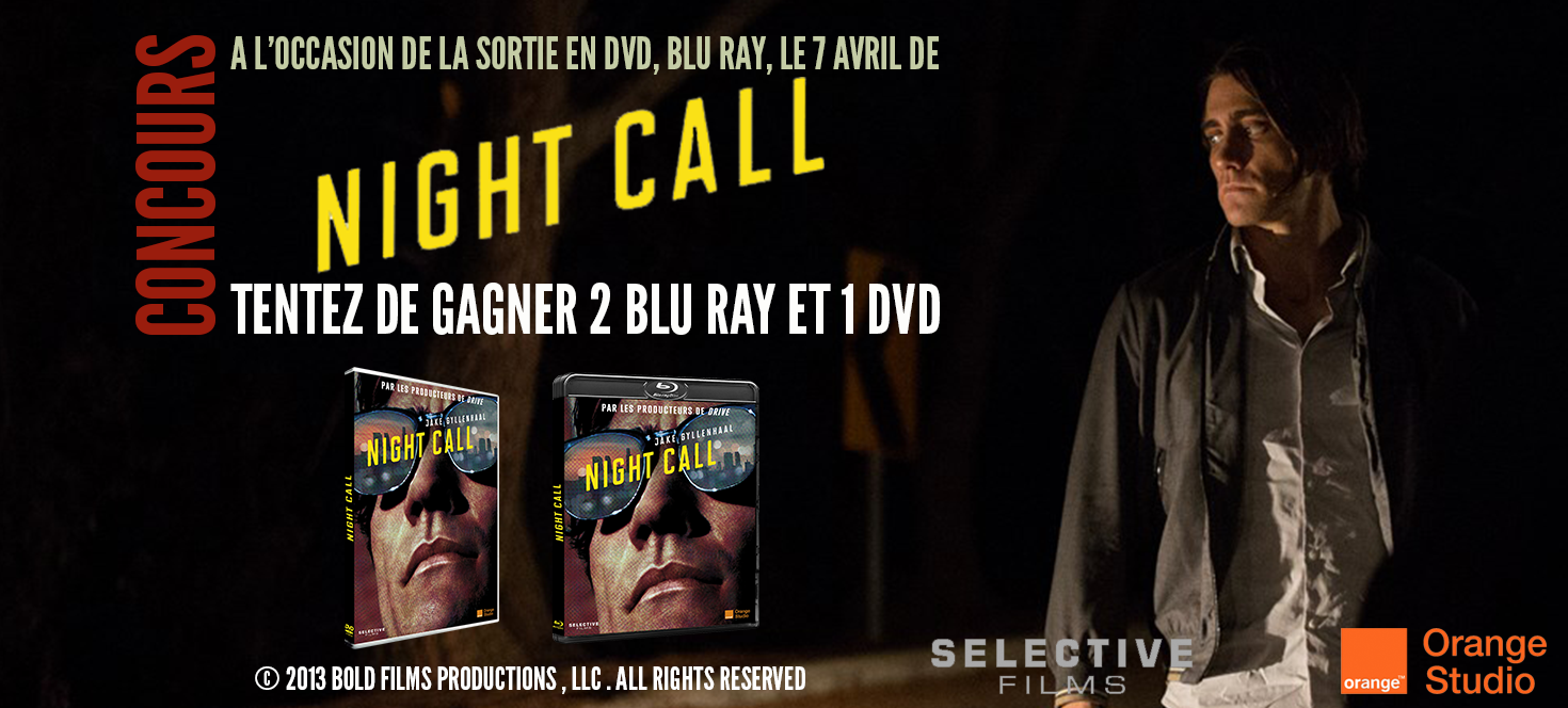 Concours Nightcall