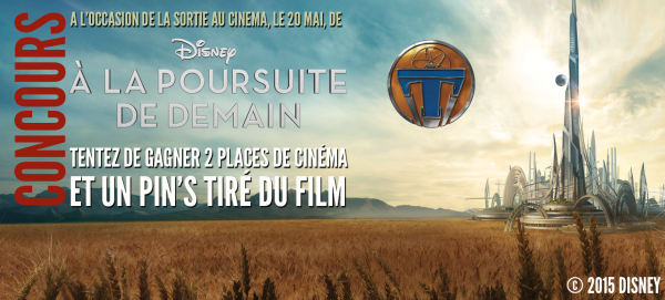 Concours Tomorrowland