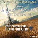 Concours A La Poursuite De Demain (Tomorrowland)