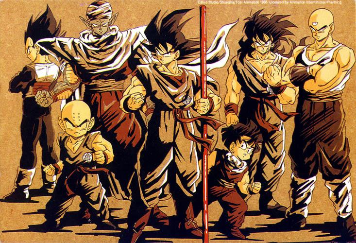 Une nouvelle série Dragon Ball en vue!