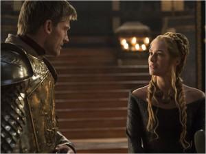 GOT saison 5 Cersei Jamie