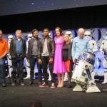 Star Wars Celebration 2015 : le roman photo d'un panel historique