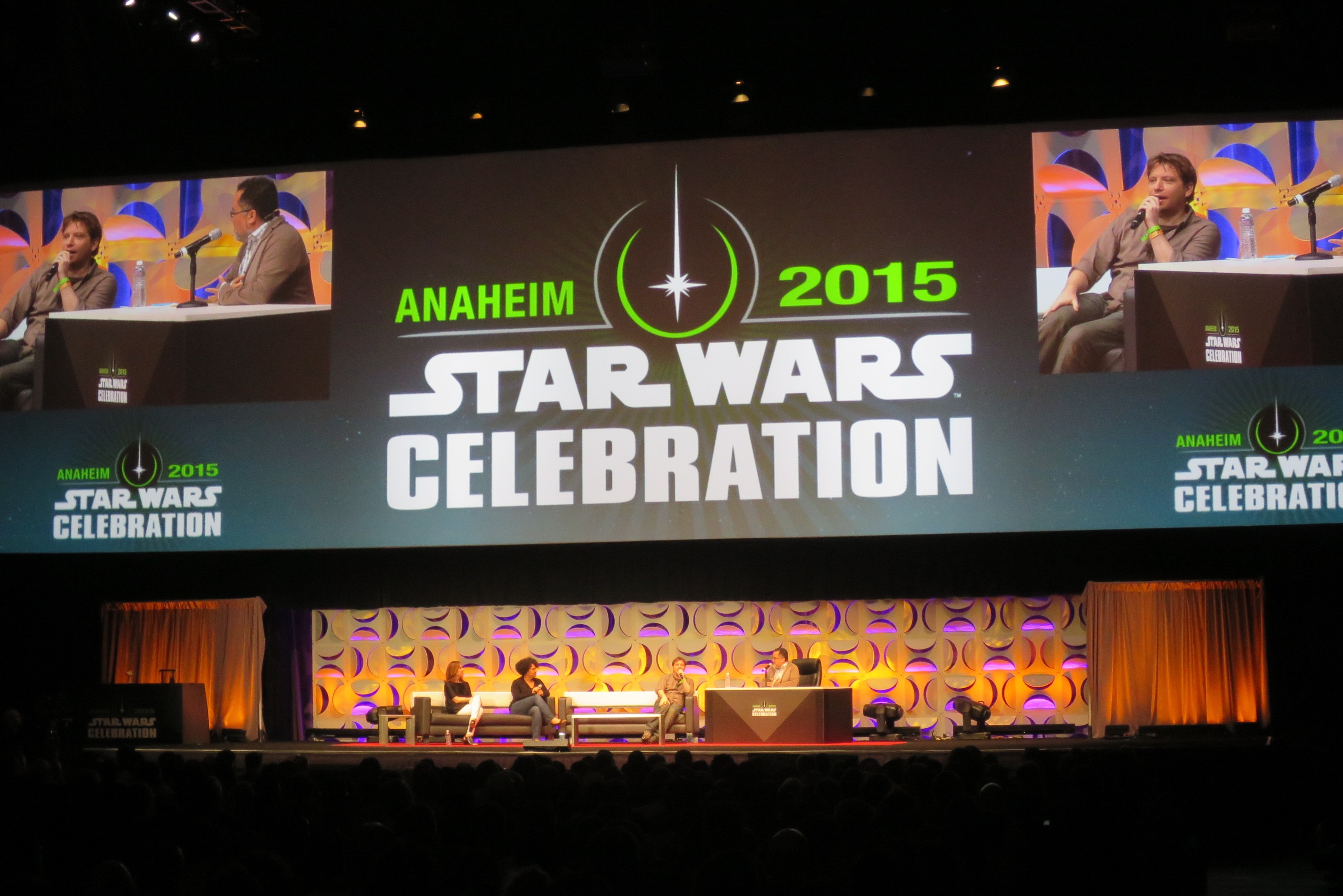 VIDEO : Star Wars Celebration, le panel Rogue One