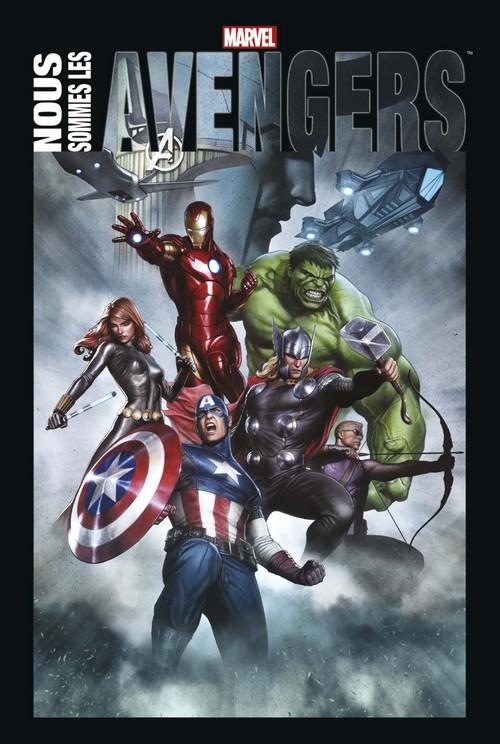 On a lu…Nous sommes les Avengers