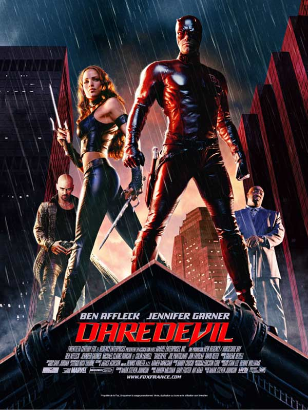 Daredevil : Le Honest trailer du film !