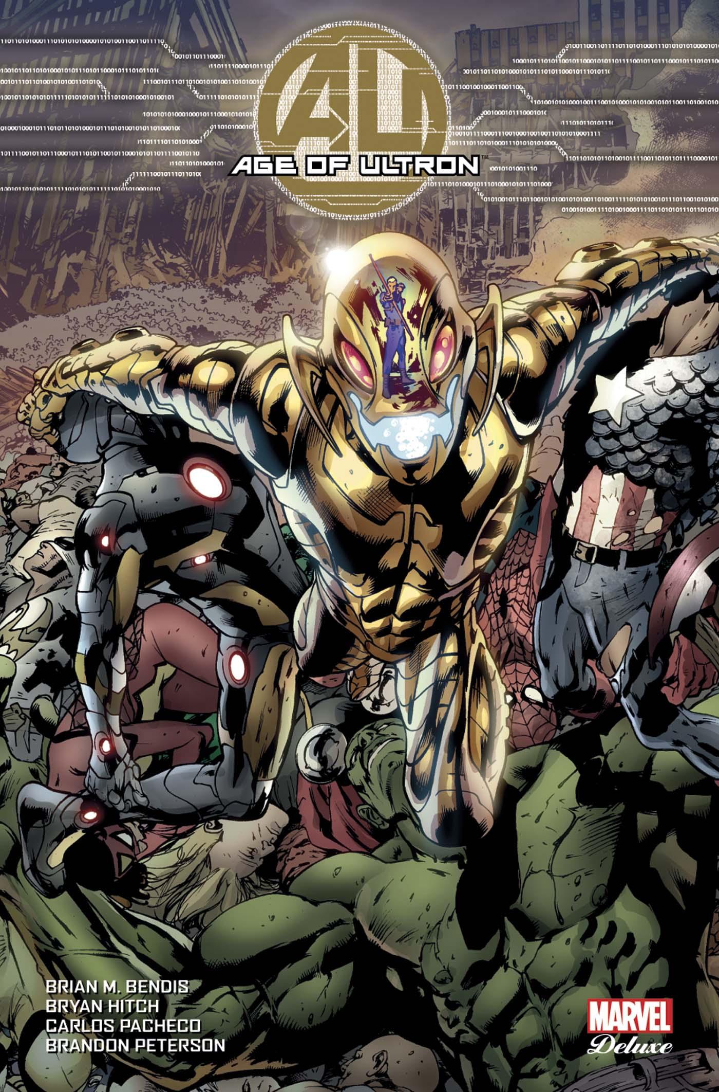 On a lu…Age of Ultron de Brian Bendis