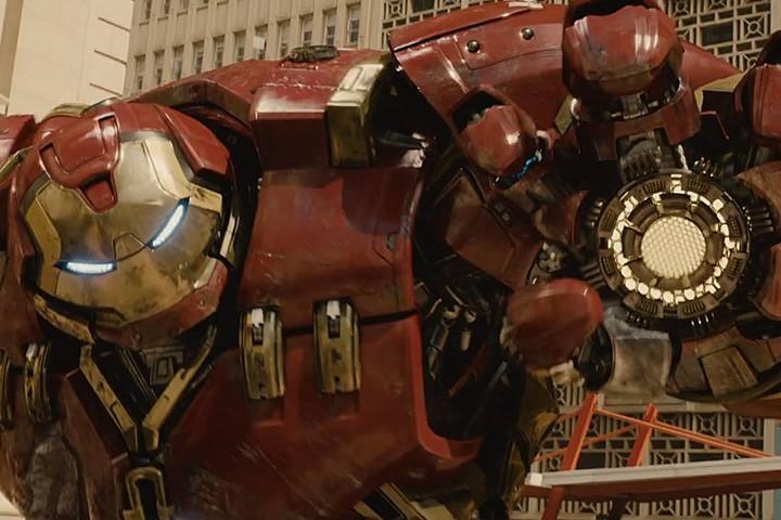 Avengers 2 aura sa version longue!