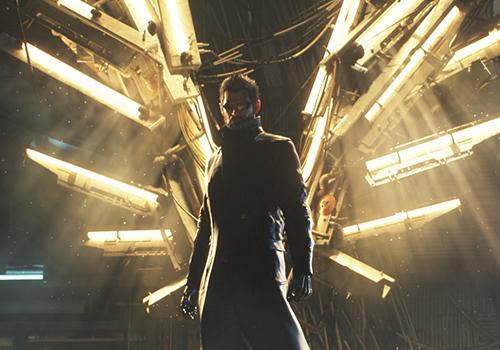 Premier trailer pour Deus Ex: Mankind Divided