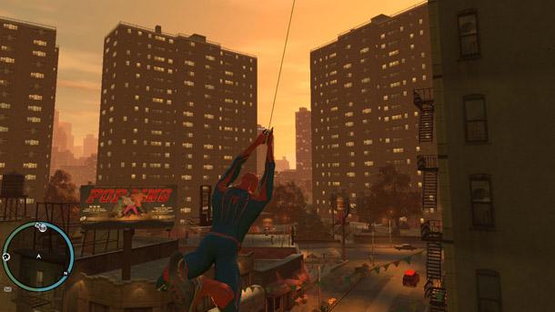spiderman mod