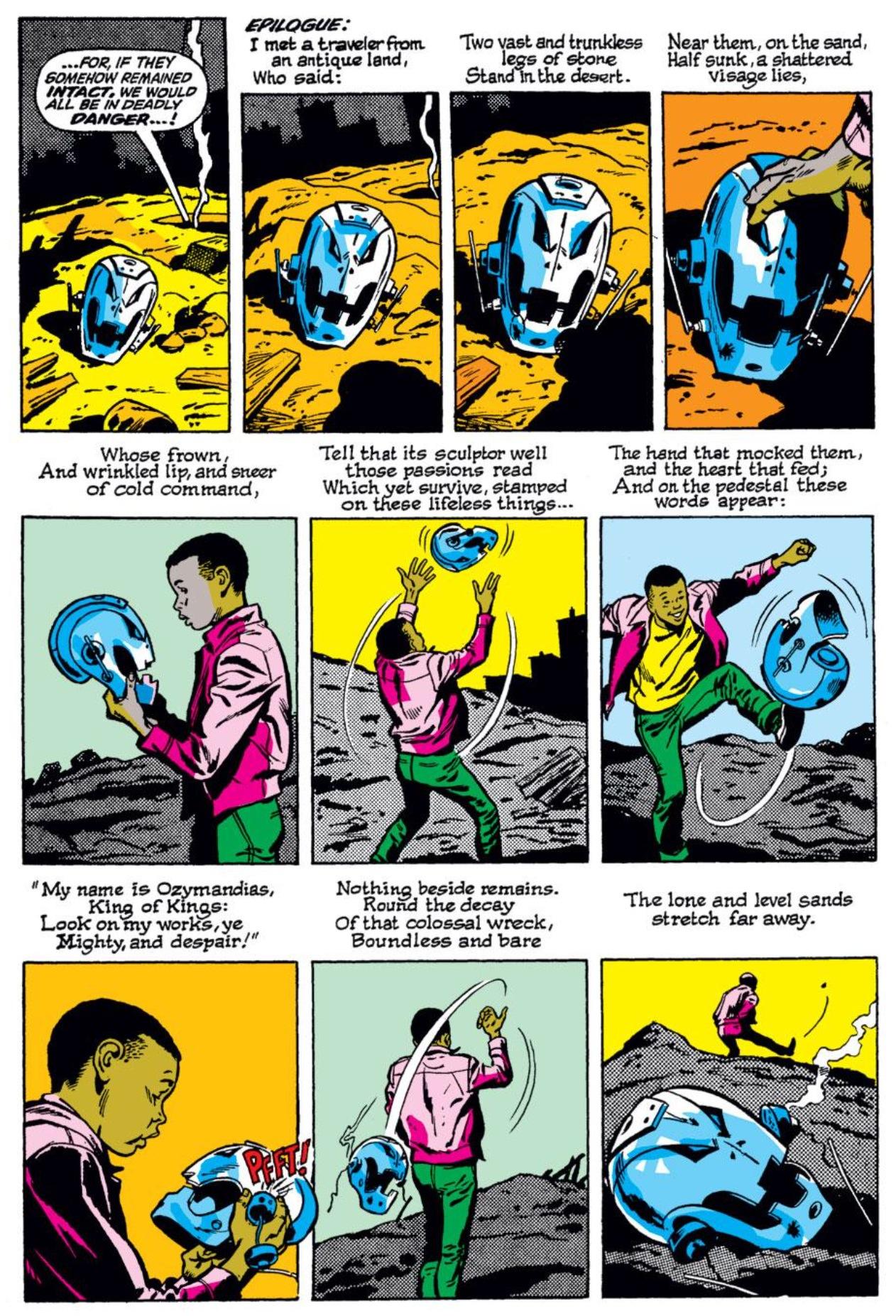 Top 5 – Avengers 2 : l'adaptation
