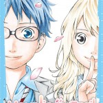On a lu… Your Lie in april de Naoshi Arakawa (Tome 1 et 2)- Ki-oon