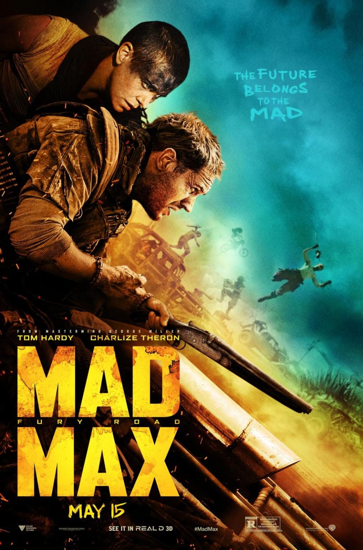 Fury Road : instantanés au (Mad) Max Linder