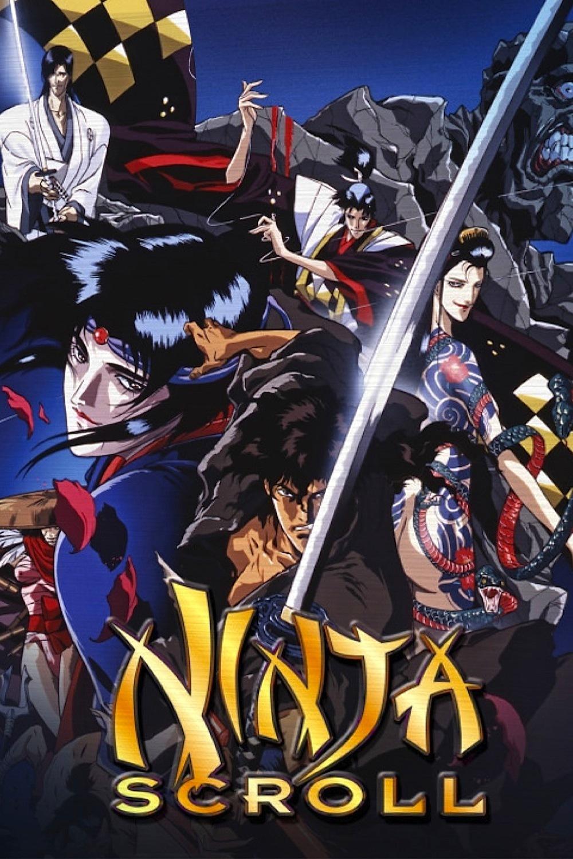 Re-Anime: Ninja Scroll (de Yoshiaki Kawajiri)