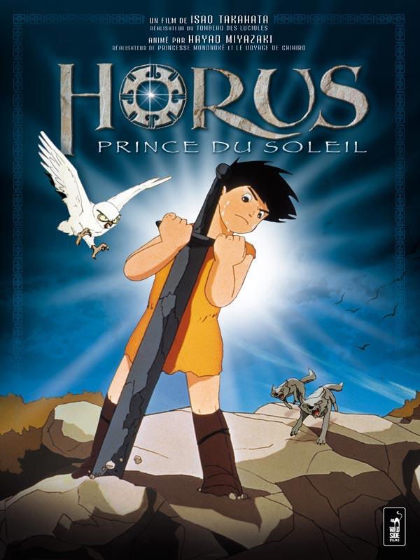Re-Anime: Horus, Prince du Soleil (de Isao Takahata)