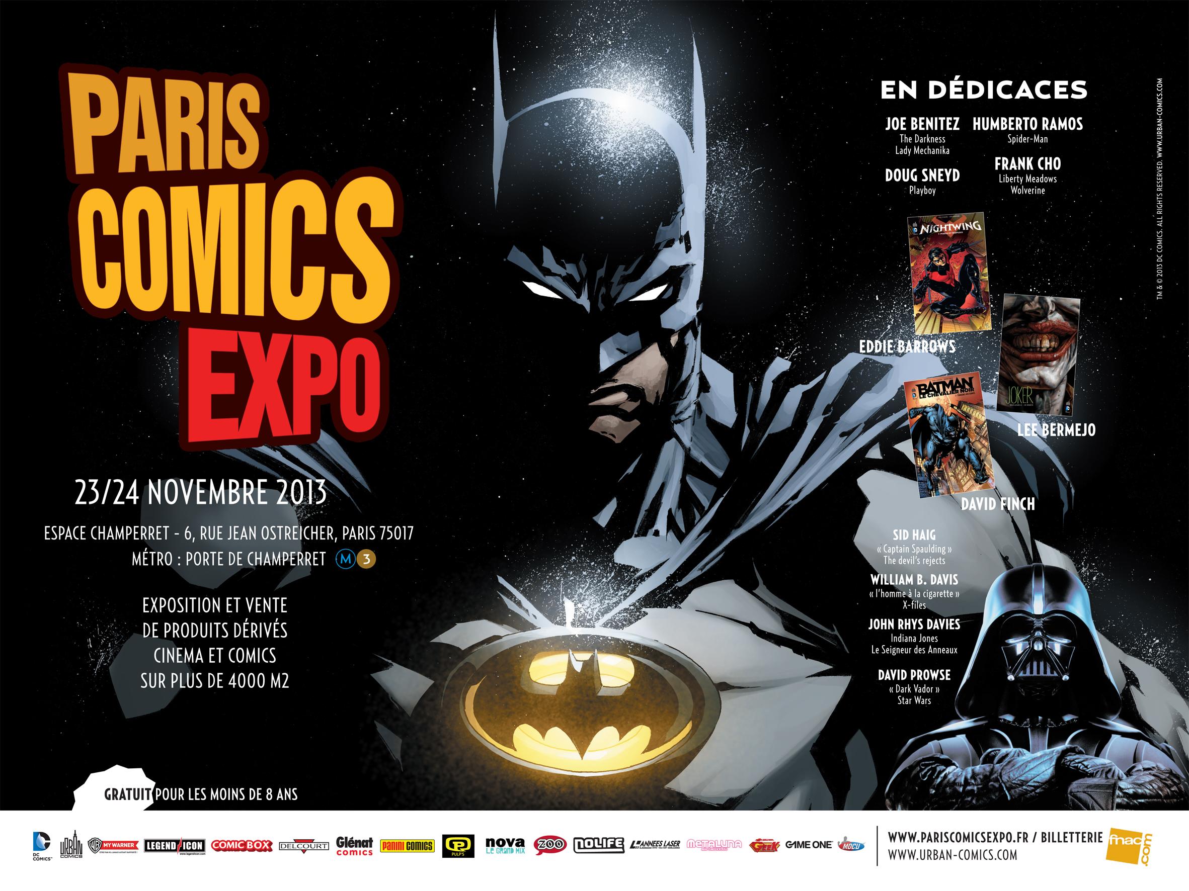 Edito : Pas de Paris Comics Expo cette année