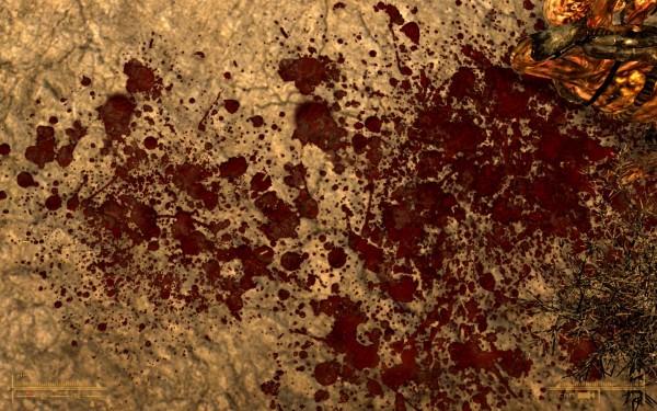 Blood Textures