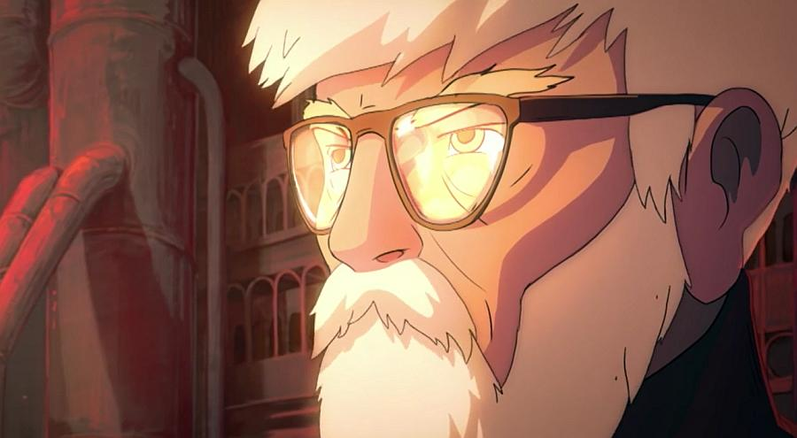 Un court-métrage rend hommage à Miyazaki