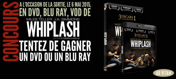 Concours Whiplash BR