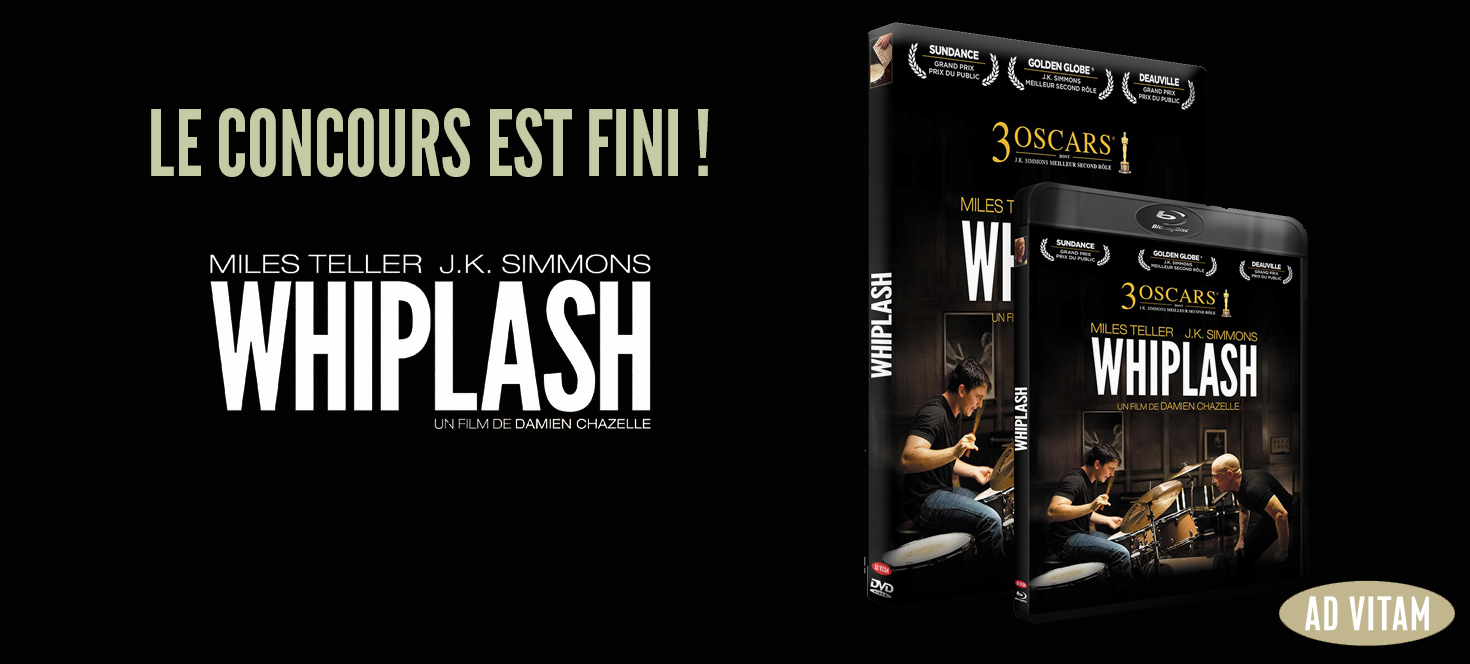 Fin Concours Whiplash BR