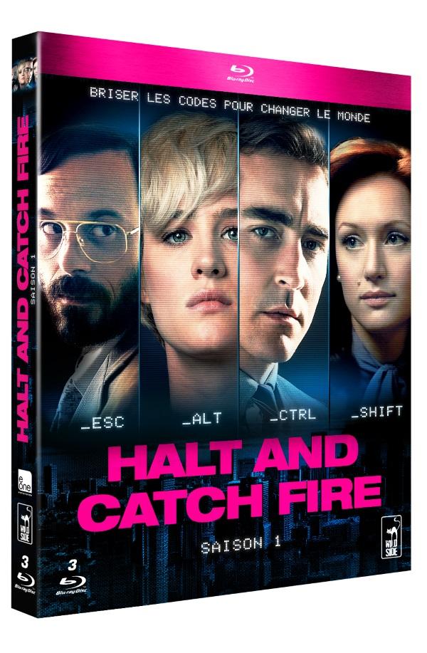 Halt and catch fire, le test du DVD